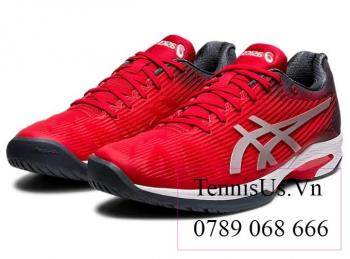 Giầy Tennis Asics Solution Speed FF Đỏ