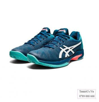 Giầy Tennis Asics Speed FF Blue