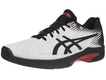 Giầy Tennis Asics Solution Speed FF - Trắng/Đen